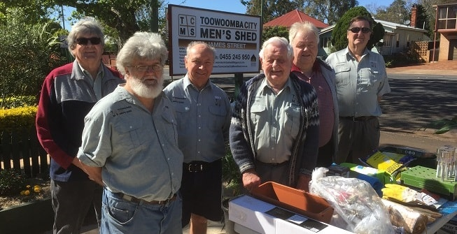 Toowoomba City Mens Shed Gallery | Toowoomba City Mens Shed